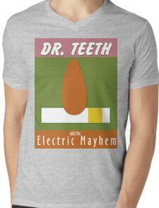 Dr. Teeth & the Electric Mayhem Mens V-Neck T-Shirt