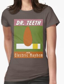 Dr. Teeth & the Electric Mayhem Womens Fitted T-Shirt