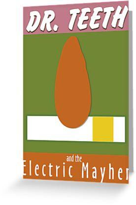 Dr. Teeth & the Electric Mayhem by BNash2012