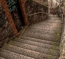 Side Steps by Andrew Pounder