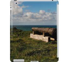 Rusty Cannon iPad Case/Skin