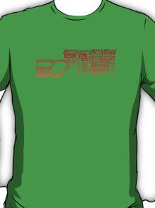 BFG Cheat Gun T-Shirt