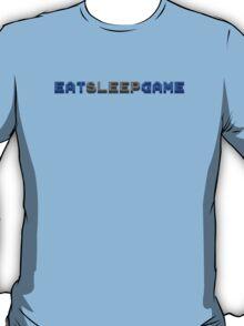Eat Sleep Game Again T-Shirt