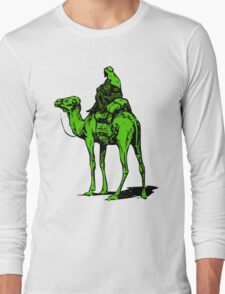 The Silk Road camel Long Sleeve T-Shirt