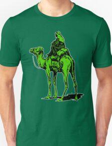 The Silk Road camel Unisex T-Shirt