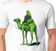 The Silk Road camel Unisex T-Shirt