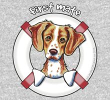 Brittany :: First Mate Kids Tee