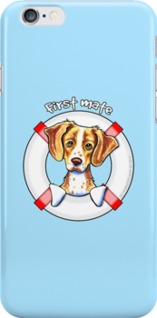 Brittany :: First Mate by offleashart