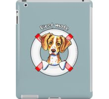 Brittany :: First Mate iPad Case/Skin