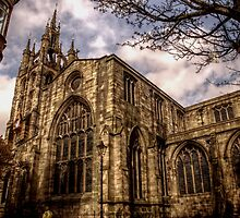Cathedral Church Of Saint Nicholas by Andrew Pounder