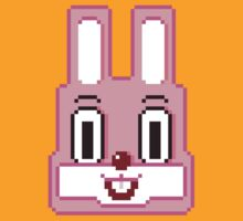 Block Rabbit by vgjunk