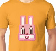 Block Rabbit Unisex T-Shirt