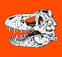 T-Rex Skull Kids Clothes