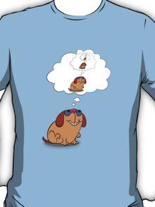 Moog self thought T-Shirt