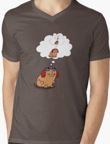 Moog self thought Mens V-Neck T-Shirt