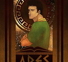 Olympia Heights: Ares by Christadaelia