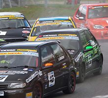 750 MC Stock Hatch Mayhem at Druids, Brands Hatch by motapics