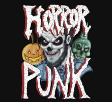 Horror Punk Kids Clothes