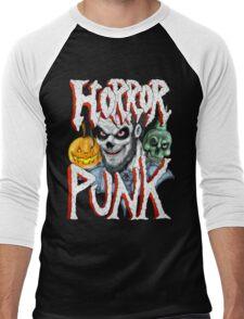 Horror Punk Men's Baseball ¾ T-Shirt