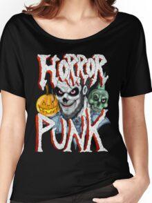 Horror Punk Women's Relaxed Fit T-Shirt
