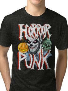 Horror Punk Tri-blend T-Shirt