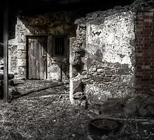 Vacant property by Jan Pudney