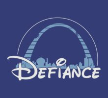 The most defiant place on New Earth! T-Shirt
