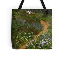 Afternoon Respite Tote Bag