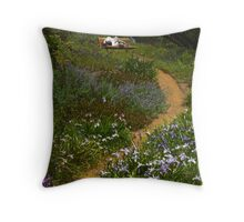 Afternoon Respite Throw Pillow