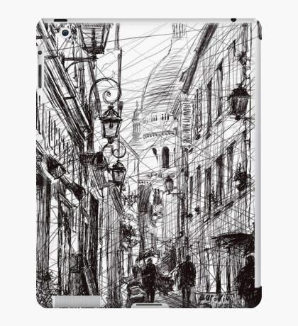 Montmartre 11 iPad Case/Skin