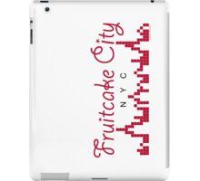 Fruitcake City iPad Case/Skin