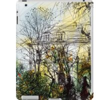 Montmartre 13 in colour iPad Case/Skin