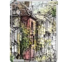 Montmartre 15 in colour iPad Case/Skin