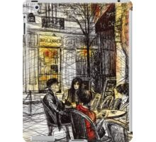 Montmartre 9 in colour iPad Case/Skin