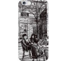 Montmartre 9 iPhone Case/Skin