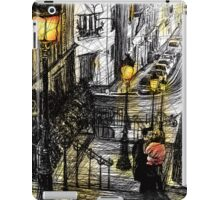 Montmartre 8 in colour iPad Case/Skin