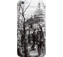 Montmartre 5 iPhone Case/Skin