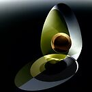 Avocado: computed tomography by andreisky
