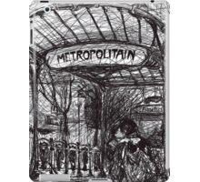 Montmartre 4 iPad Case/Skin