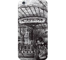 Montmartre 4 iPhone Case/Skin