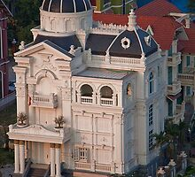 Vietnam. Halong City. Mansion. by vadim19