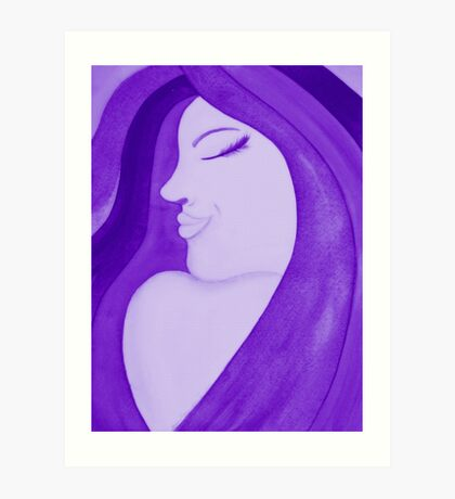 Alter Ego Tamara II Art Print