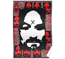 Charles Manson. Poster
