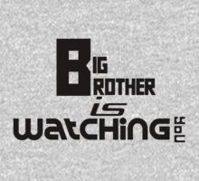 Big Brother is Watching You Kids Tee