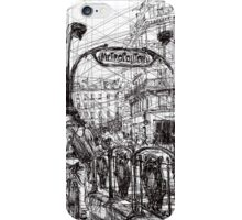 Paris 6 iPhone Case/Skin