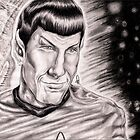 Mr. Spock by MsMrMr