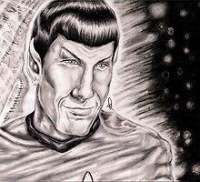 Mr. Spock by MsMrMr