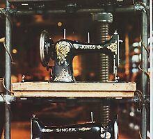 Sewing Machine by brittanypaigeph