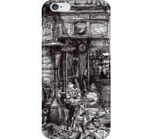 Paris 2 iPhone Case/Skin