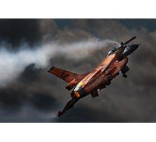 Dutch Demo Team F16 Fighting Falcon Photographic Print